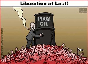 Iraq Oil Liberation