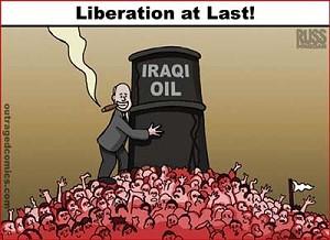 Iraq Oil Liberation