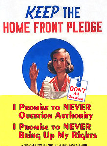 Propaganda Pledge