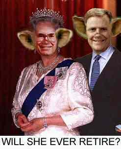 A Porky Monarchy