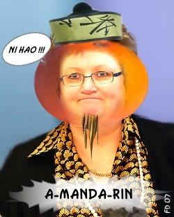 A-manda-rin
