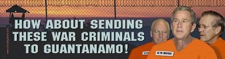 US war criminals