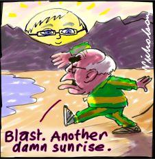 Sunrise Hoohaa