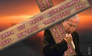 John Howard Easter Tribulations