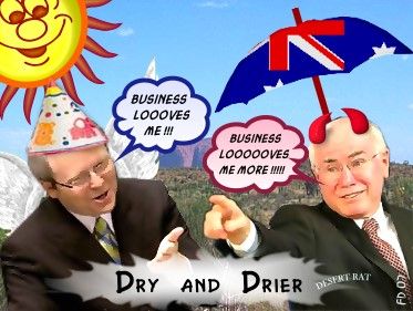 Dry and Drier