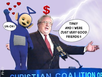 Falwell goes to hell