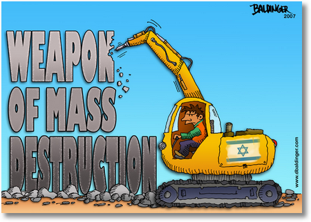 Israel's collective punishment