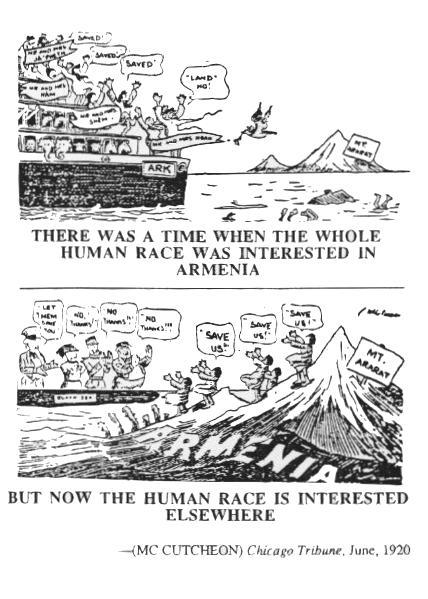 Armenian holocaust denial
