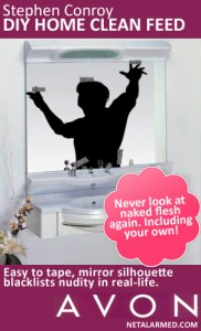 Conroy DIY Mirror Kit