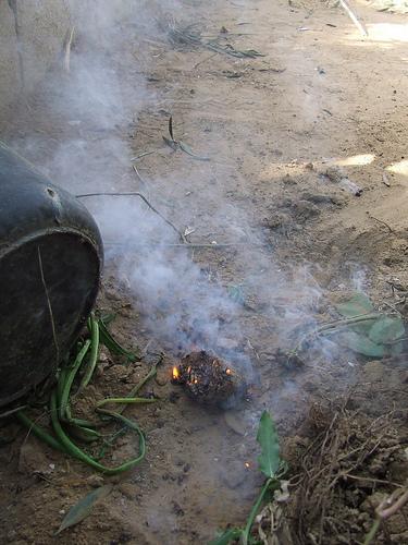 Khuza'a Village Massacre- White Phosphorus