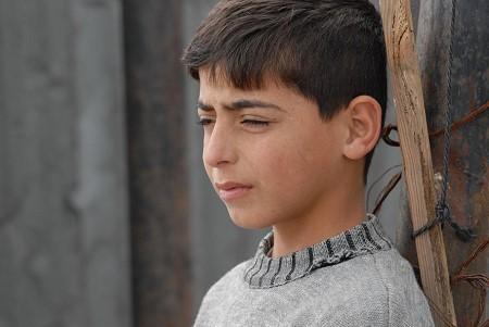 Boy in Gaza