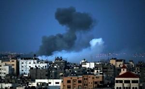 Israel's blitz on Gaza