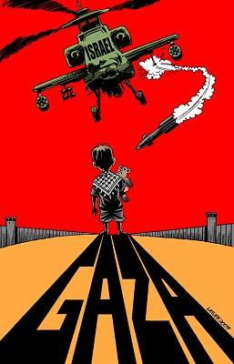 Gaza war crimes