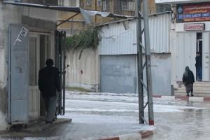 Snow in Gaza by Sameh Habeeb