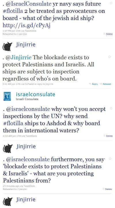 Israeli Consulate New York