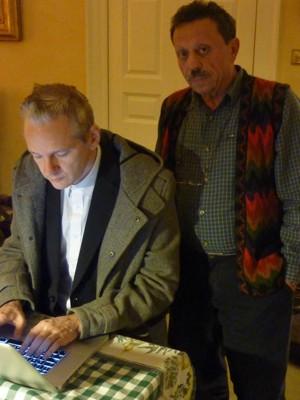 Assange and Shamir