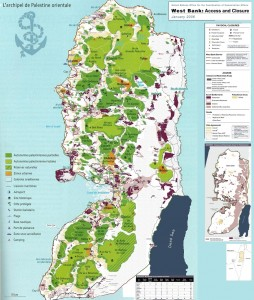 Israeli land theft in the West Bank