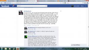 Arch Enemy Israeli fans