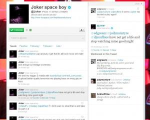 Joker Confirms Cancel