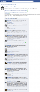 Threats against BDS Activists by Zionists