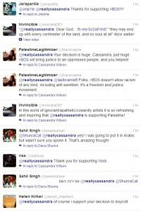 Support for Cassandra Wilson 5