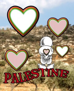 Valentine for Palestine