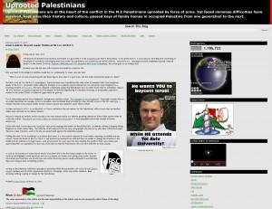 Laura Stuart anti-BDS zionist rant