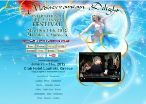 Mediterranean Belly Dance Festival