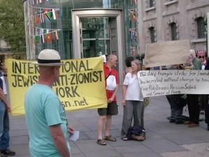 9 September London protest