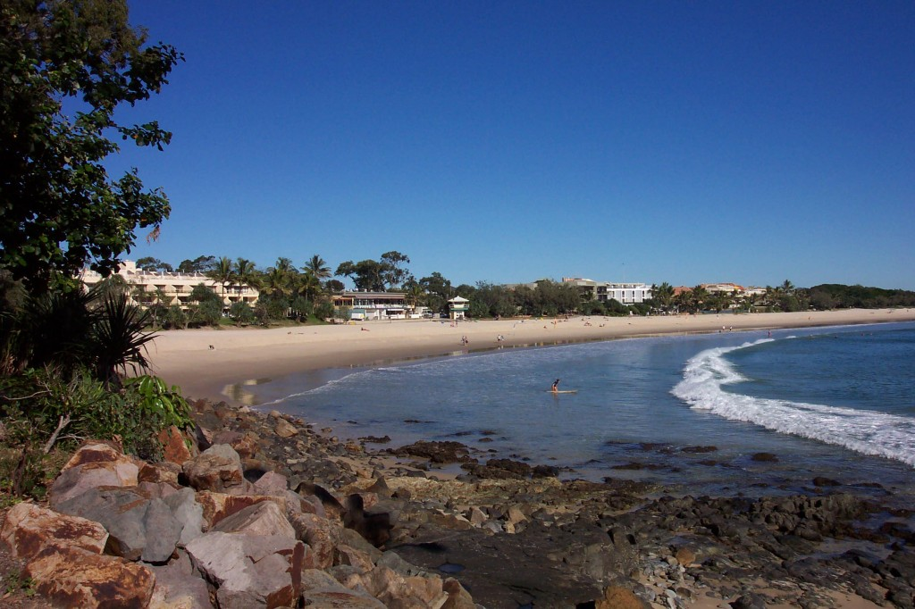 Noosa from National Park