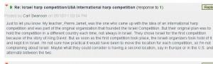 Harpcolumn comments
