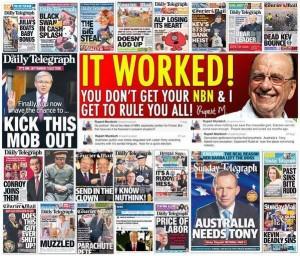 News Corp nepotism
