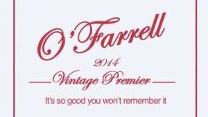 O'Farrell Premier Wine