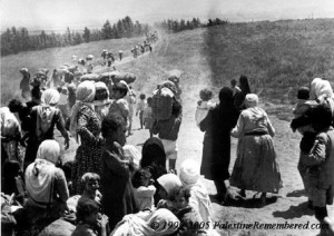 Palestinians expelled in the Nakba