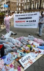 British Jews Against Genocide Protest