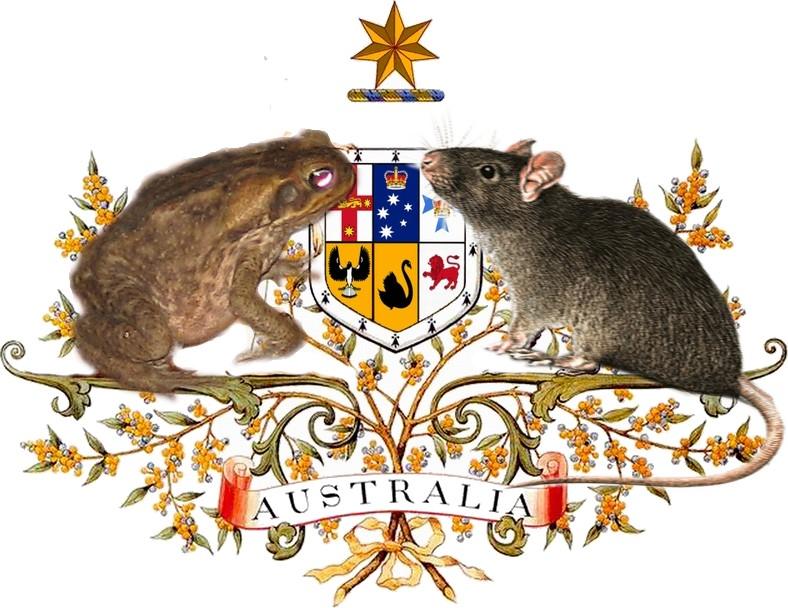 Australian Settler Coat of Arms