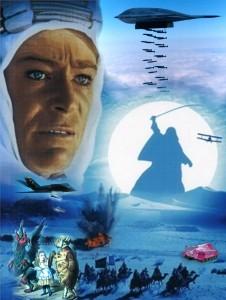 White Saviours of Arabia