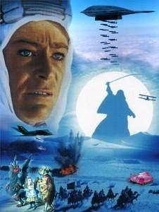 Whtie Saviours of Arabia