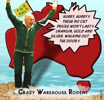 Crazy Warehouse Johnny