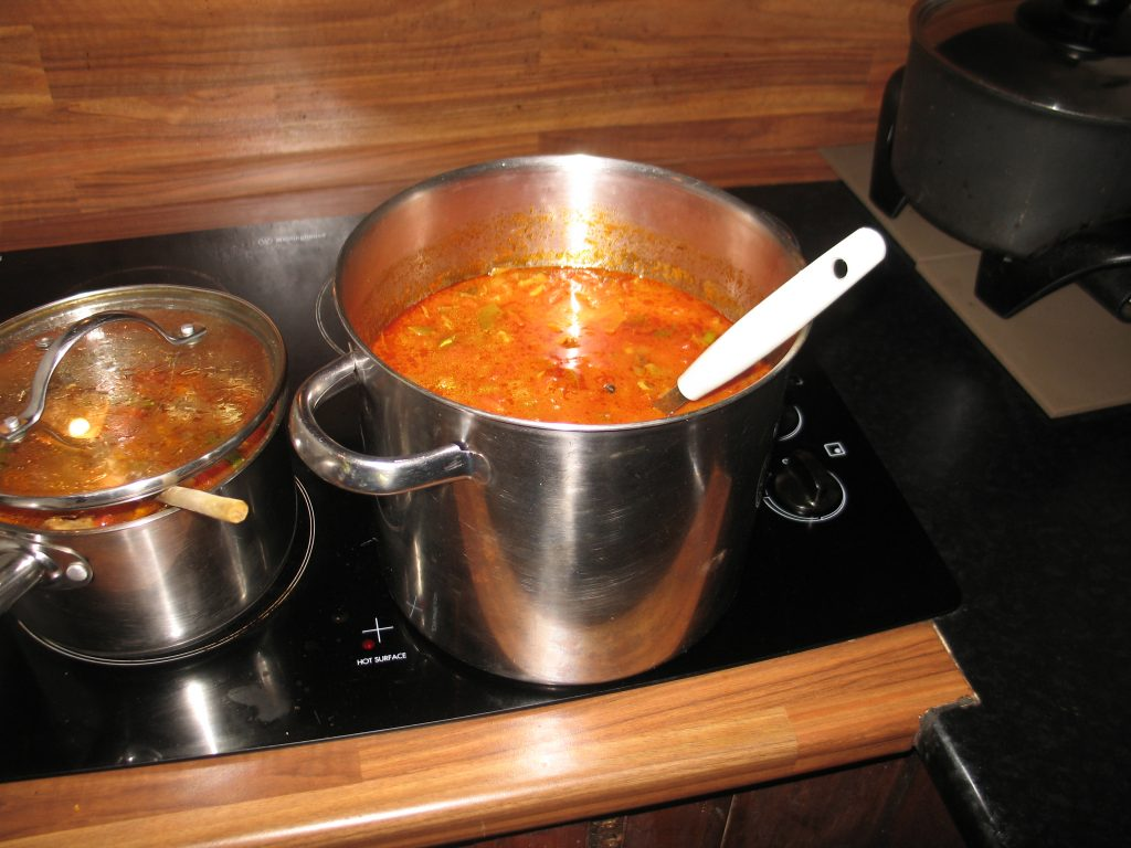 Making Isosauce